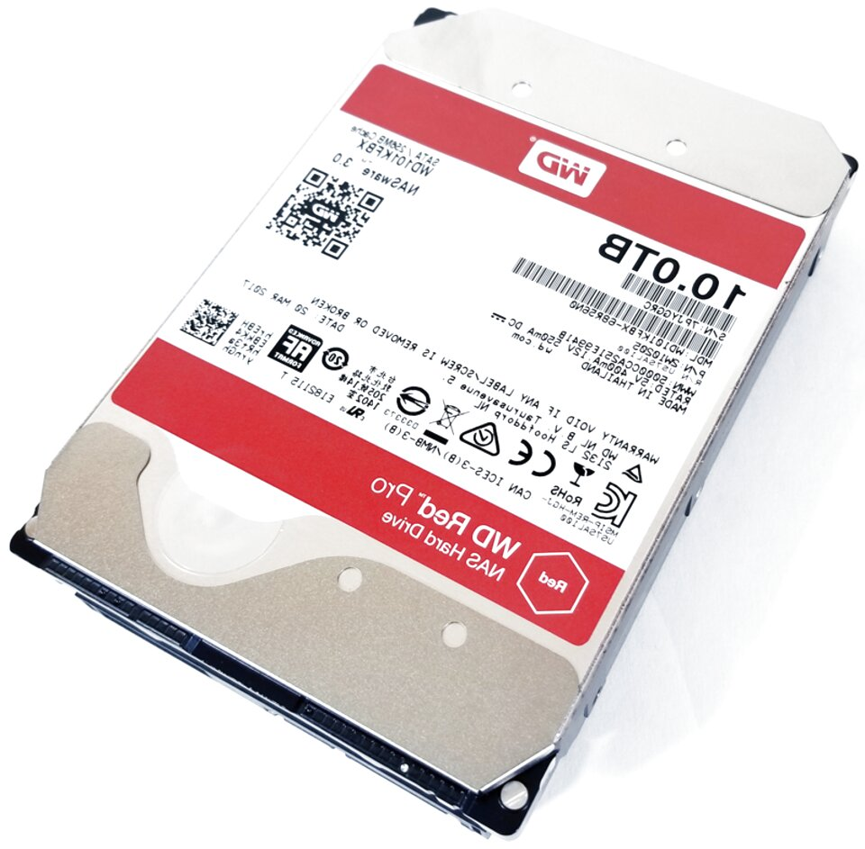 western digital red 2tb usato