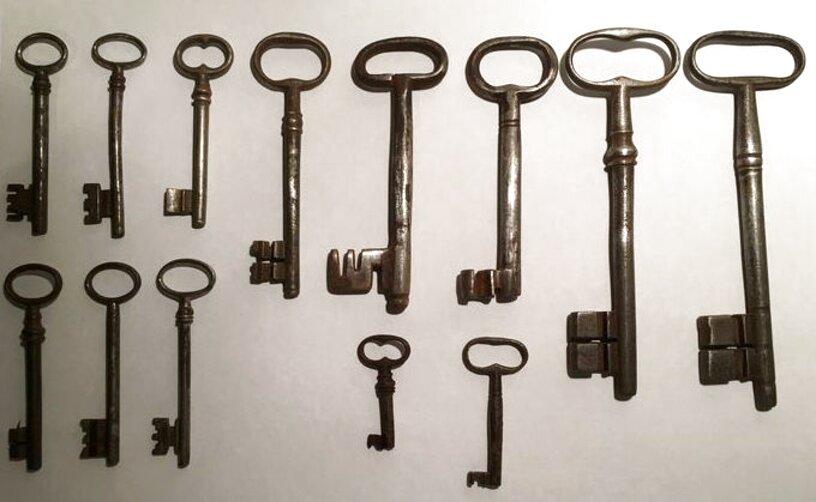 lotto chiave antica usato
