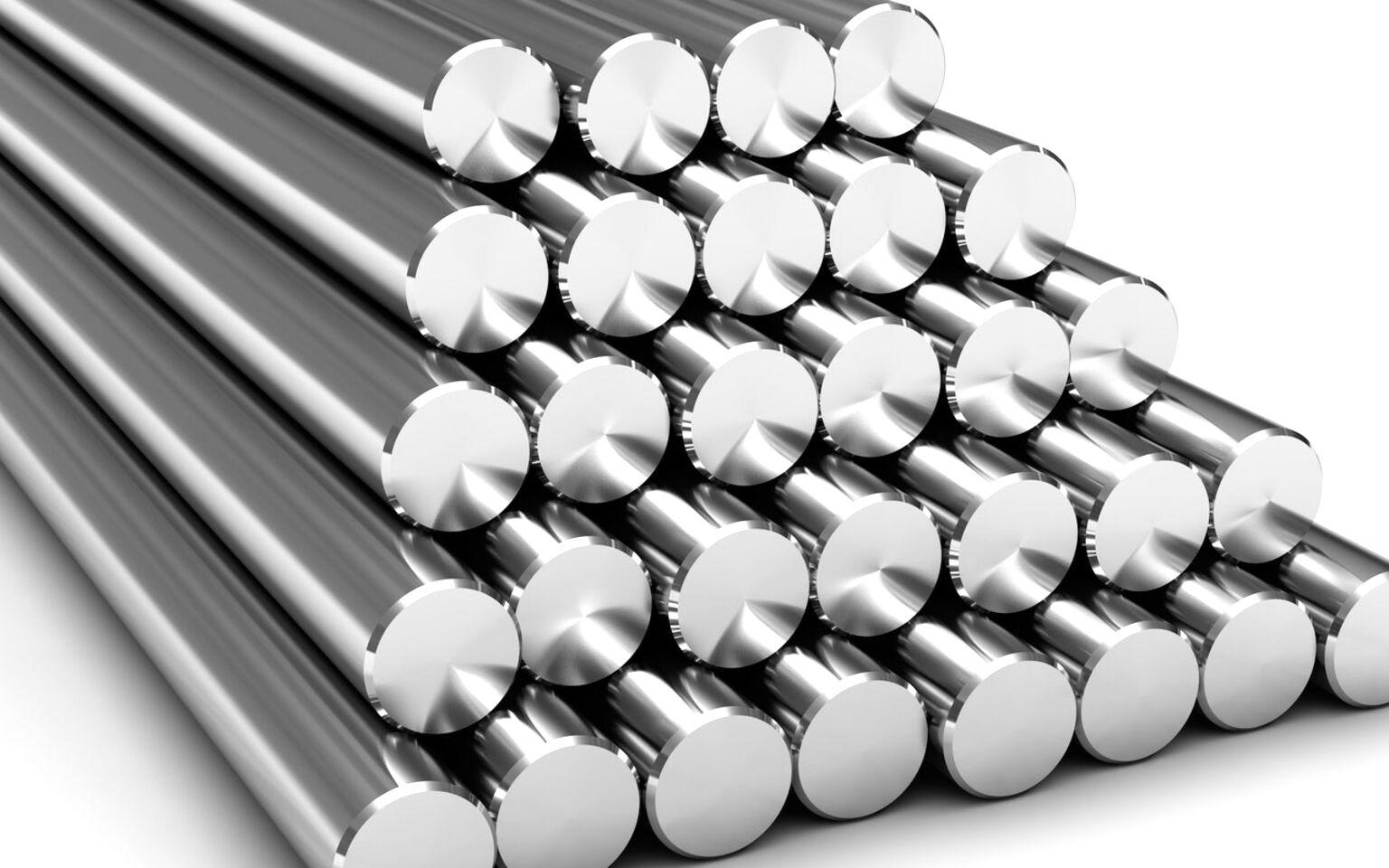 barre acciaio usato