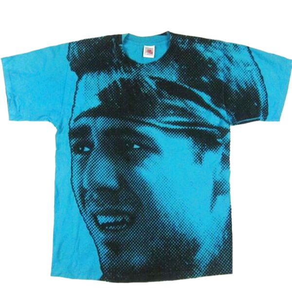 t shirt tennis agassi usato