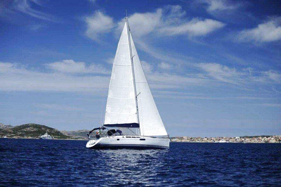 vela barca catamarano usato