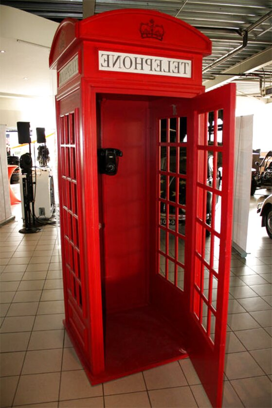 Cabina Armadio In Inglese.Cabina Telefonica Inglese Usato In Italia Vedi Tutte I 41 Prezzi