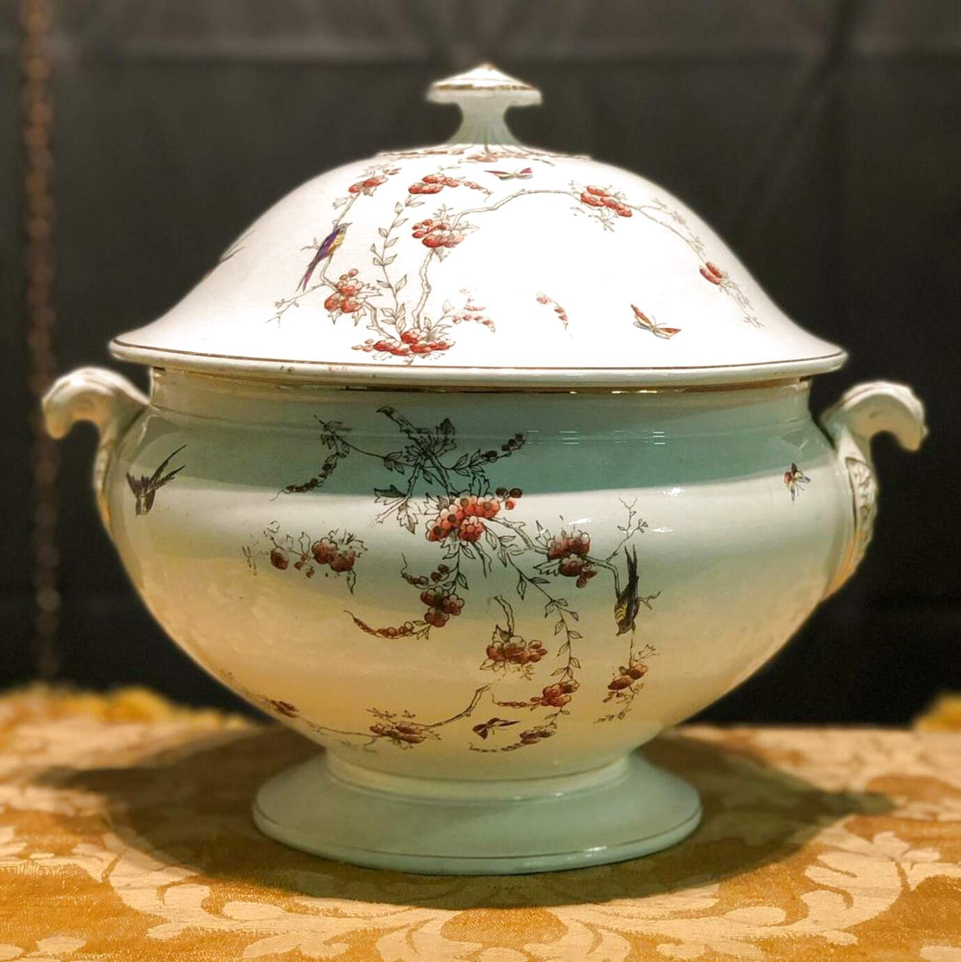zuppiera richard antica usato