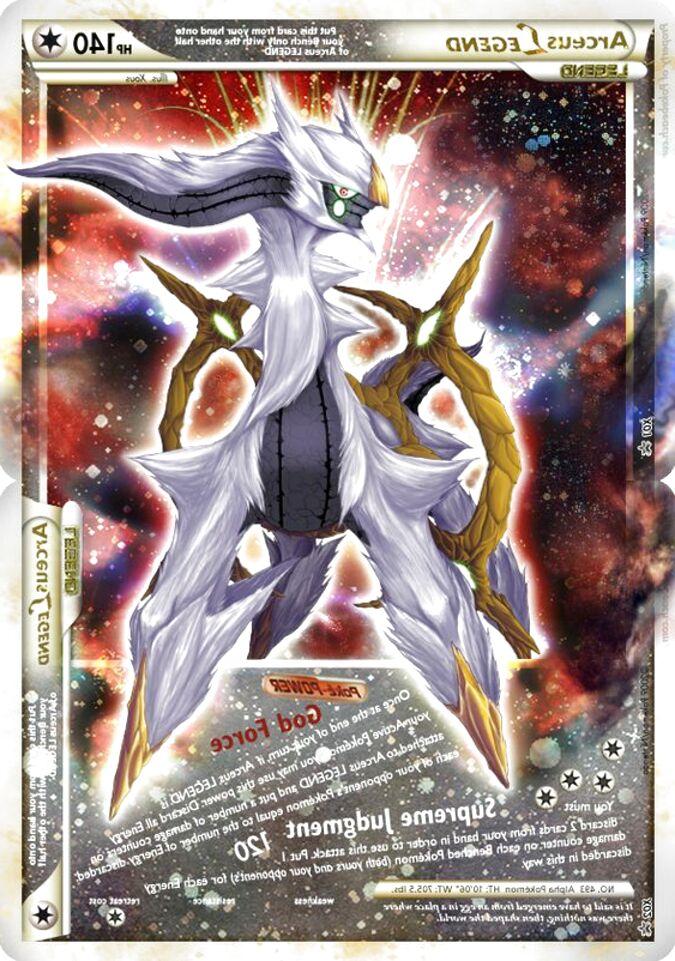 carte pokemon leggenda usato