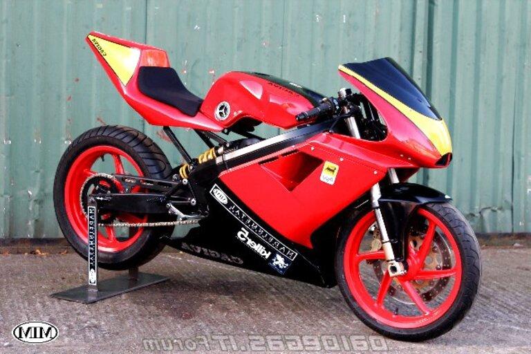 Carena codone posteriore grezzo  Cagiva Mito Ev 125 cc