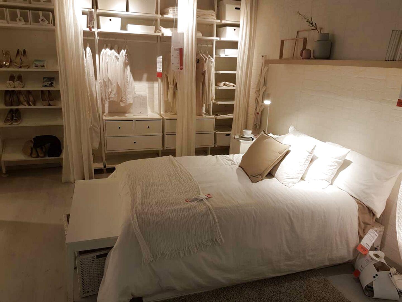 ikea camera letto