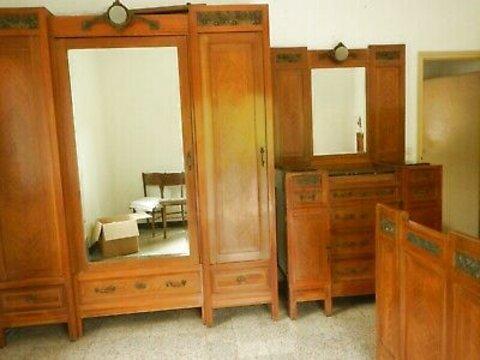 camera letto liberty 1920