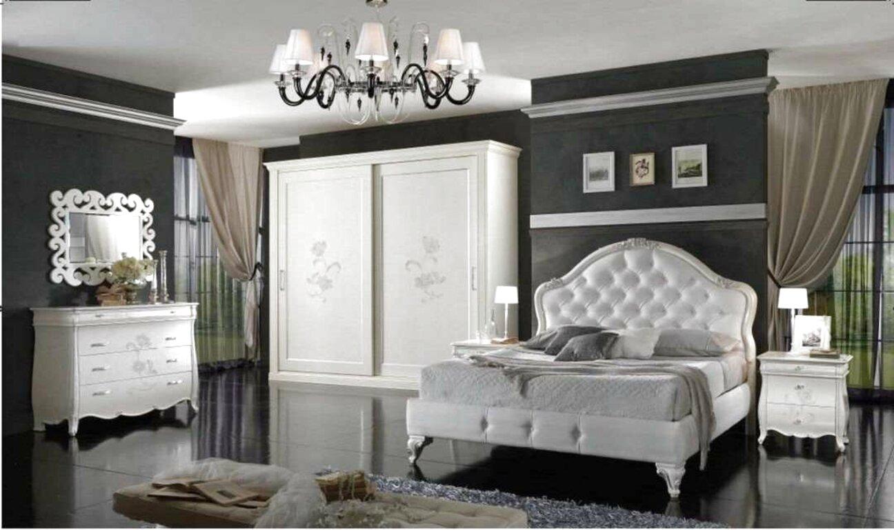 Camere Da Letto Stile Barocco Moderno.Letto Barocco Moderno Bianco Usato In Italia Vedi Tutte I 17 Prezzi