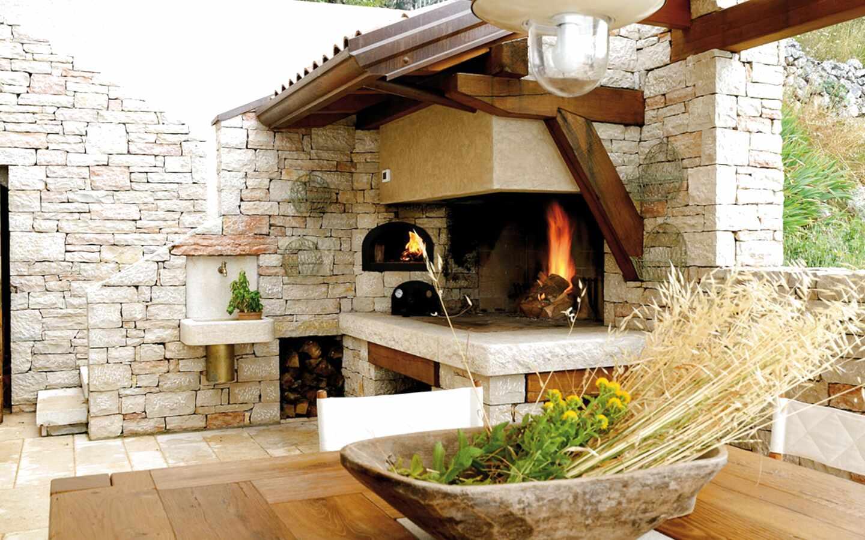 Cucine Da Esterno Prezzi caminetto giardino usato in italia | vedi tutte i 38 prezzi!