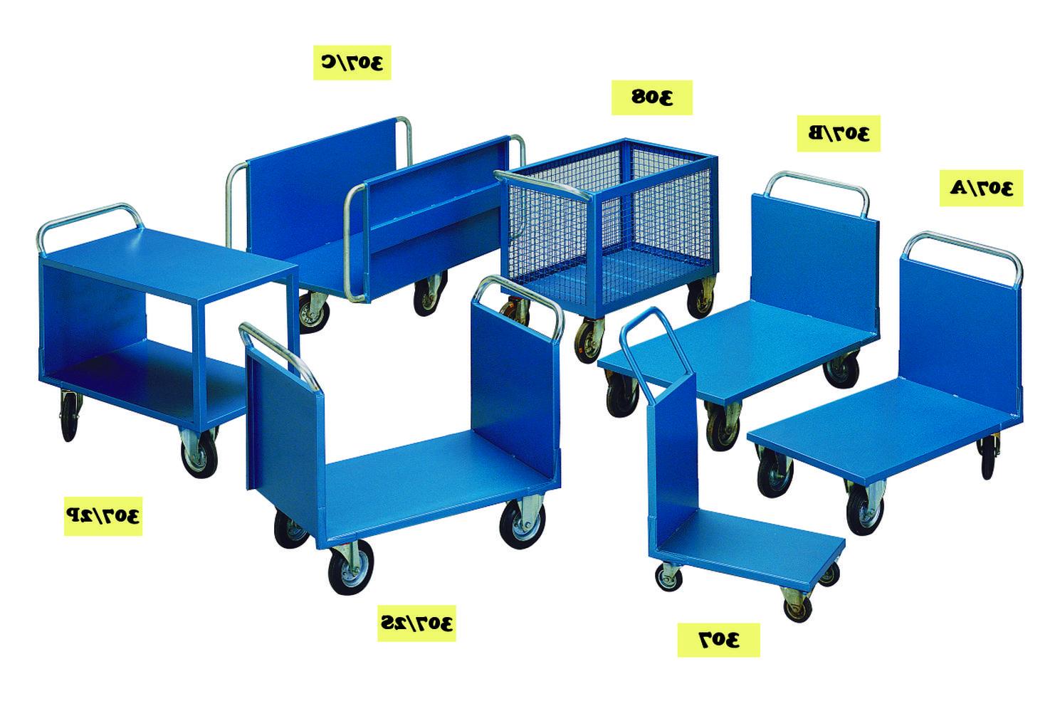 carrelli trasporto merci usato