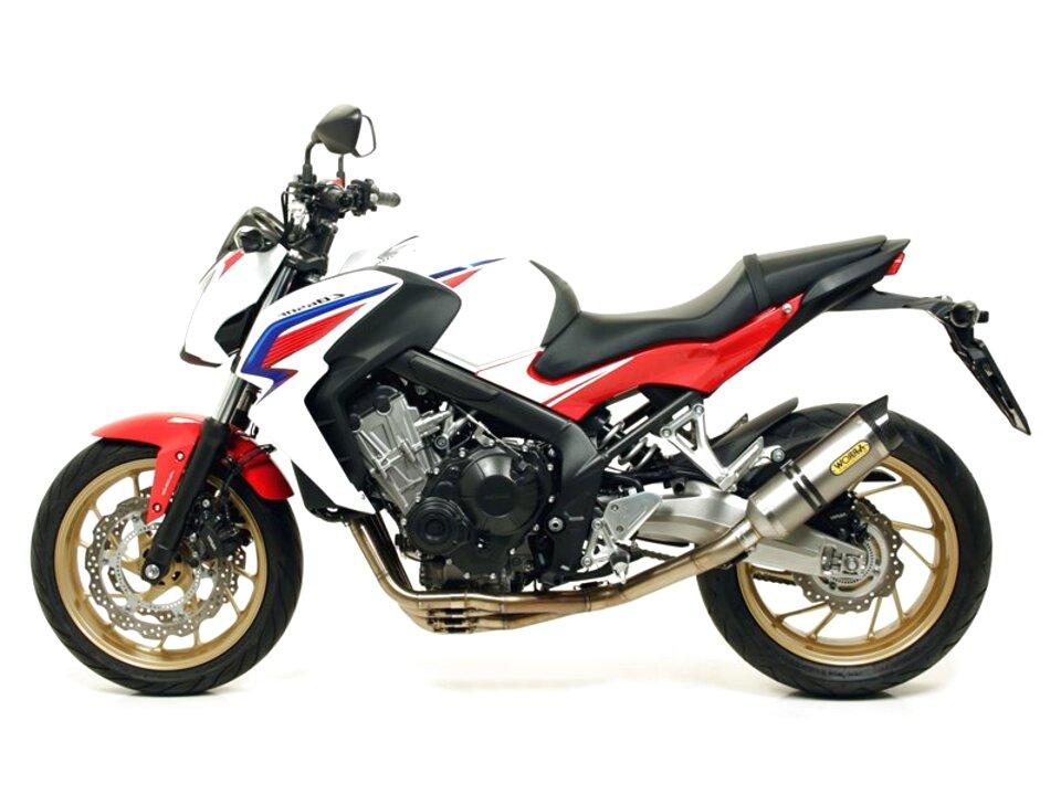 Honda cb 650 f usata