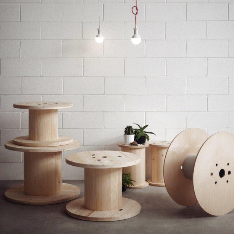 bobine legno milano usato