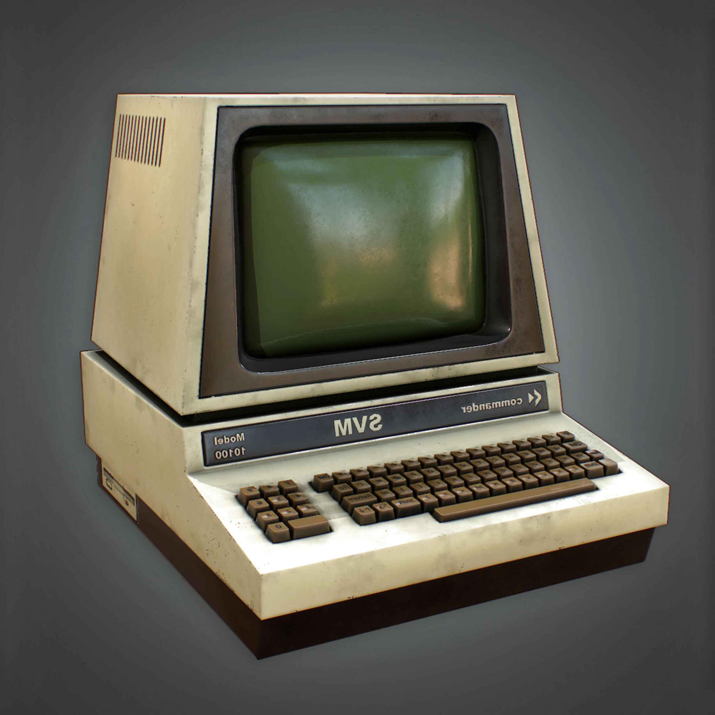 computer retro usato