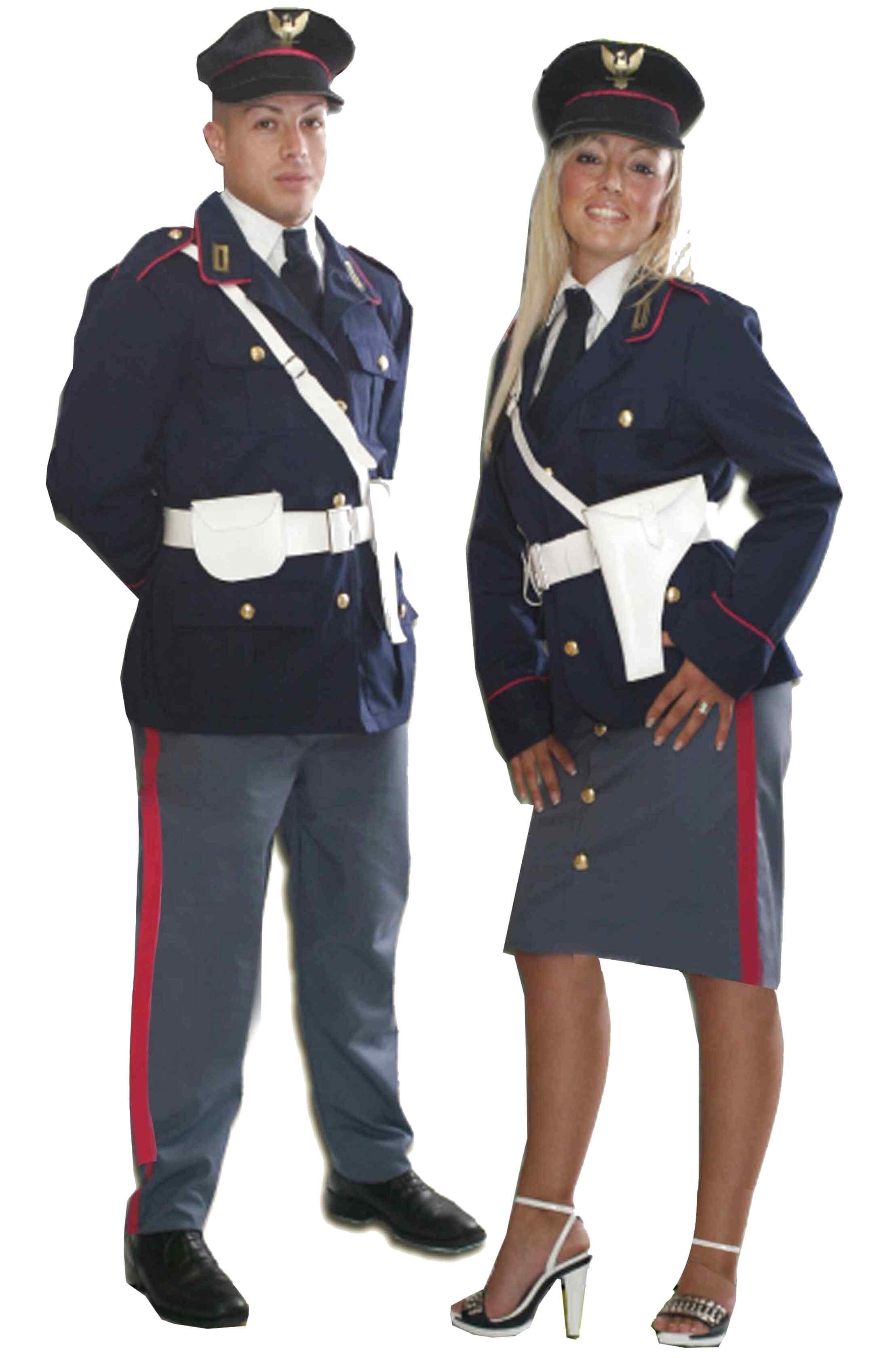 Costume poliziotto bambino taglia 7//9 anni travestimento divisa polizia feste