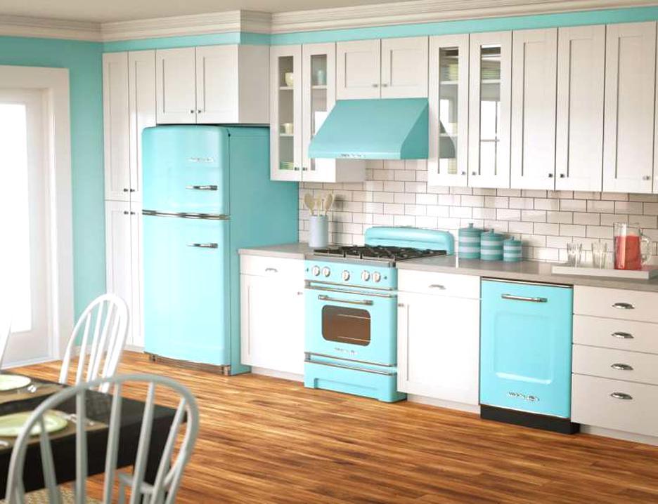 cucine anni 50