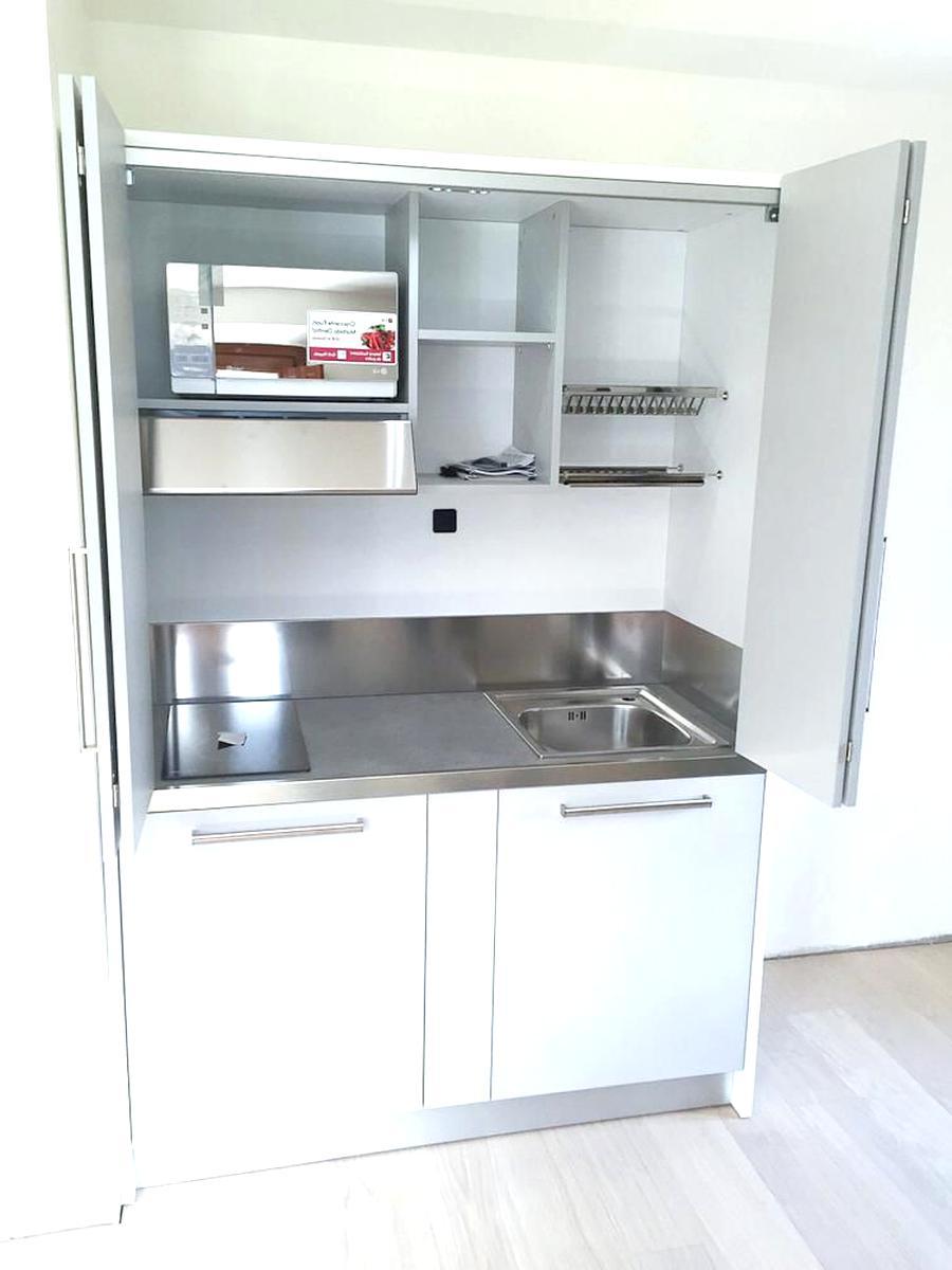 mini cucina monoblocco
