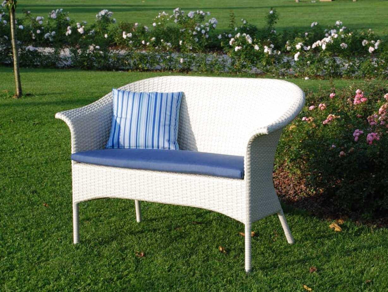 Coppia cuscini coprisedia esterno giardino Giunco 40x40 cm universale P495