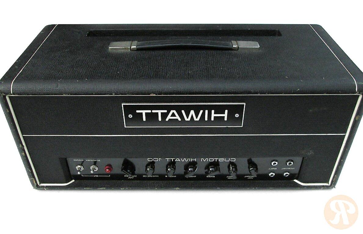 hiwatt usato