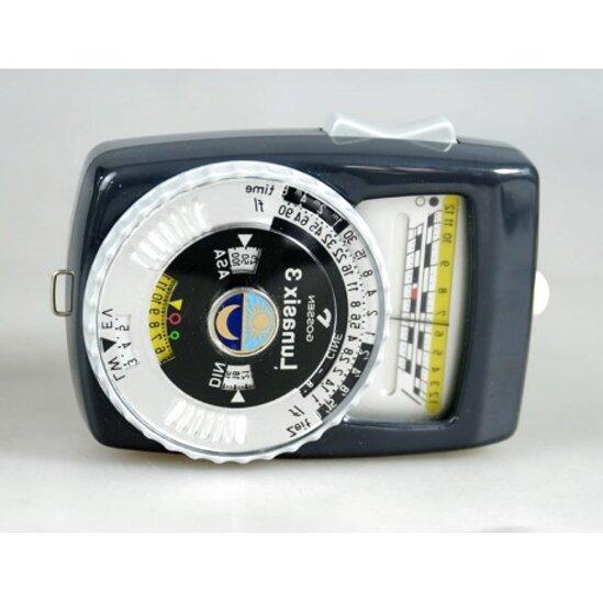 esposimetro gossen lunasix 3 usato