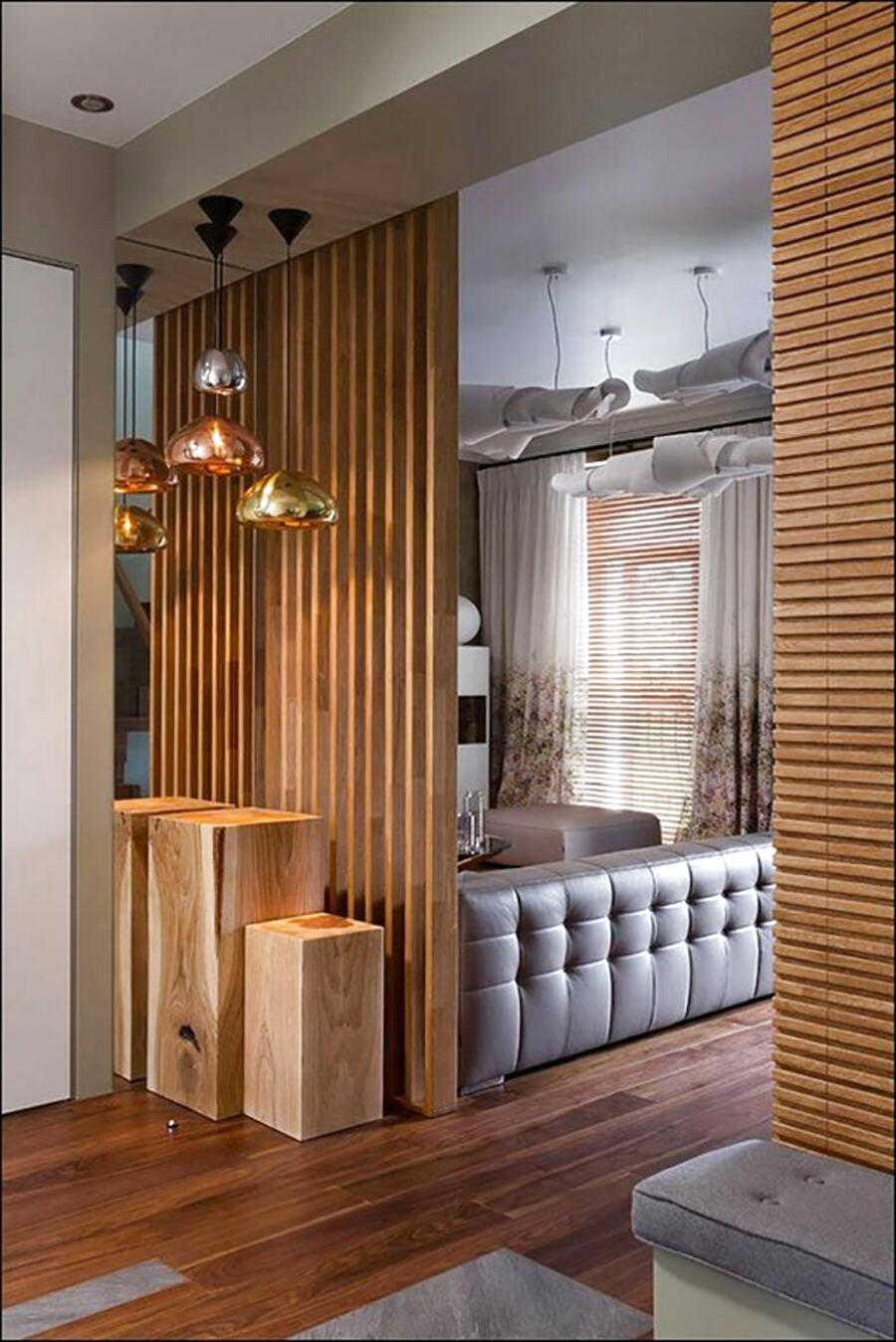Parete Divisoria In Legno pareti divisorie legno