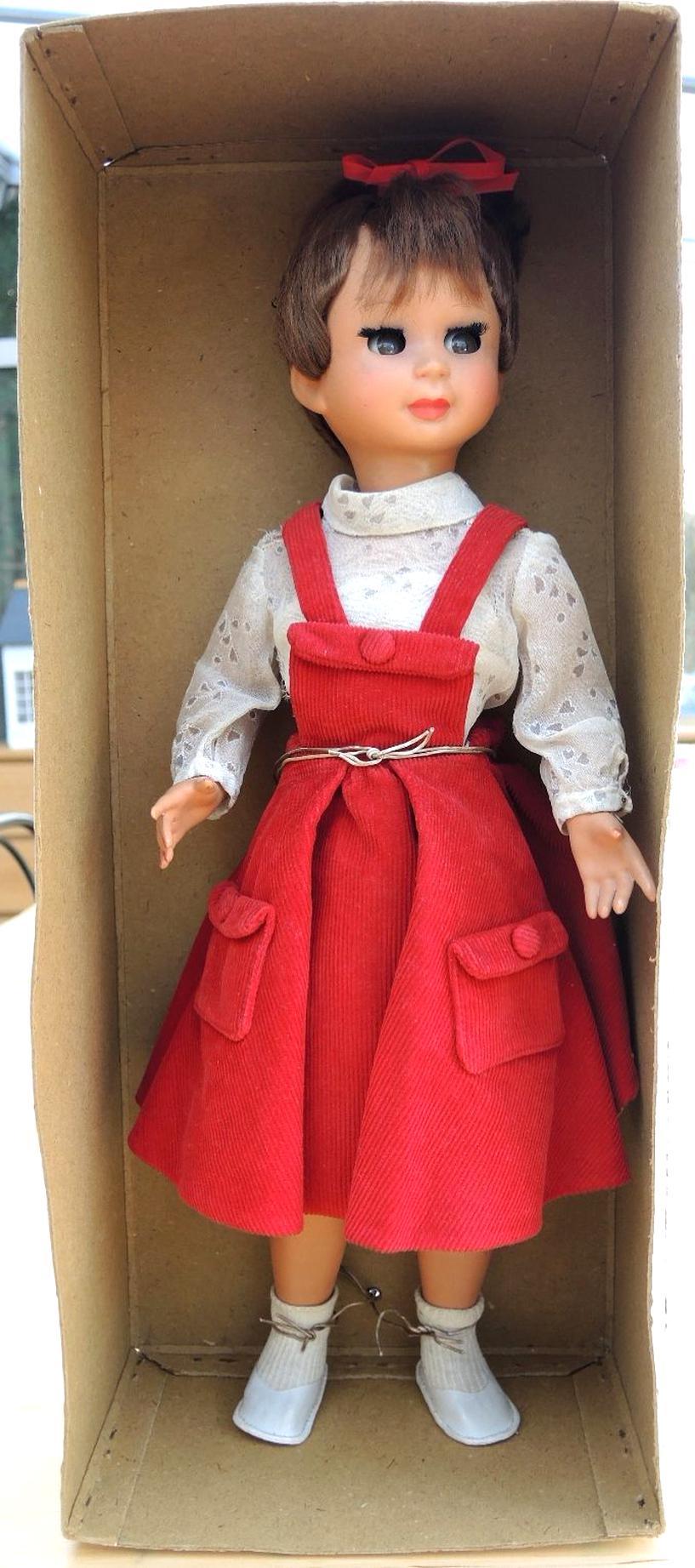 bambole anni 50