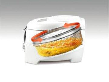 friggitrice rotante usato