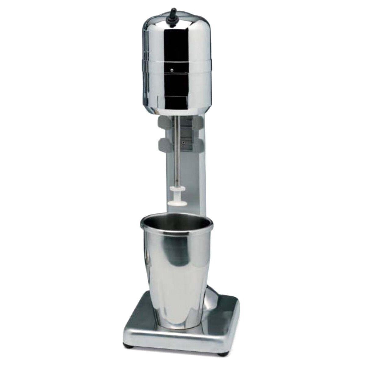Mixer Bevande Frullino Frappe Bar Barista Frullatore Smoothie Maker Inox
