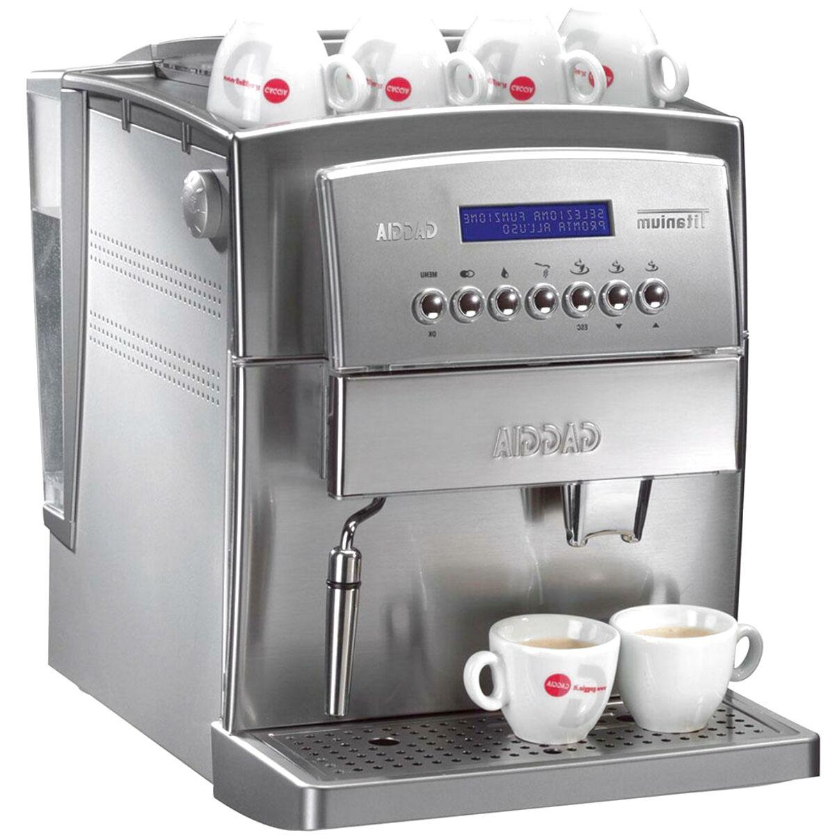 MACINA CAFFE/' ORIGINALE PER MACCHINE DA CAFFE/' AUTOMATICA GAGGIA TITANIUM SUP027
