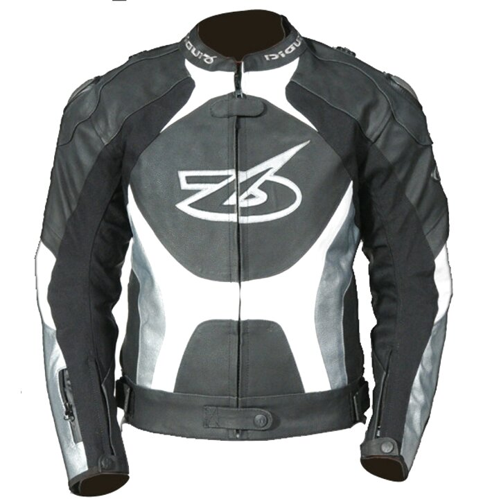 giacca moto pelle giudici usato