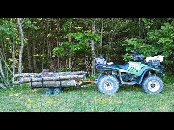 quad carrello usato