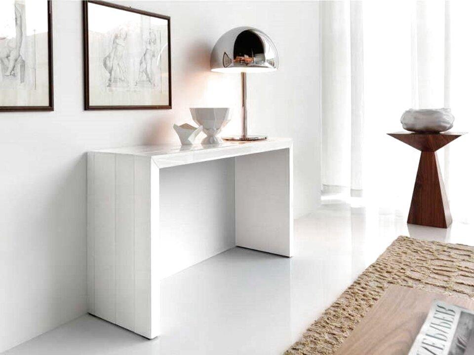 Ikea Tavolo Consolle Allungabile.Consolle Bianca Ikea Usato In Italia Vedi Tutte I 12 Prezzi