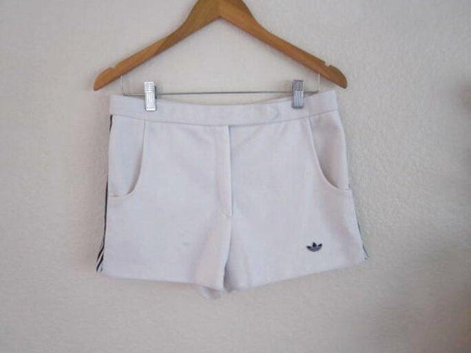 adidas short tennis vintage usato