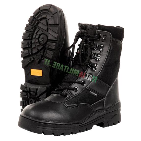 metà fuori scarpe di separazione buona vendita Anfibi Neri Militari usato in Italia | vedi tutte i 39 prezzi!