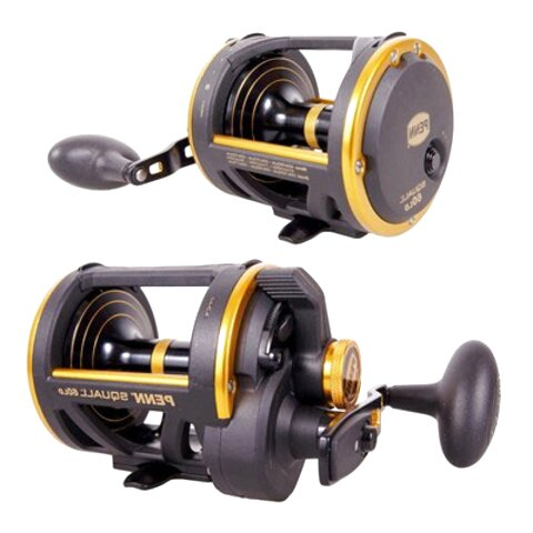1152038 Penn Mulinello Traina con contametri drifting tuna big game RNR