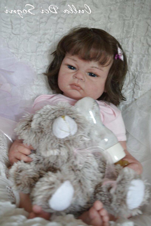 bambole reborn silicone usate