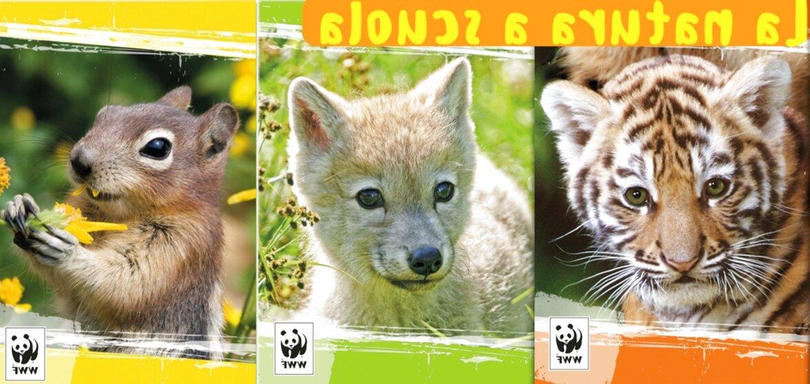 WWF PLANET DIARIO SCUOLA 2019//20