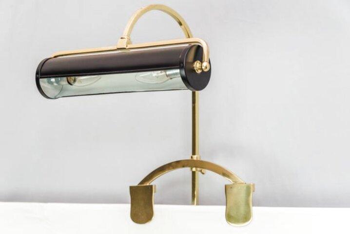 lampada pianoforte usato