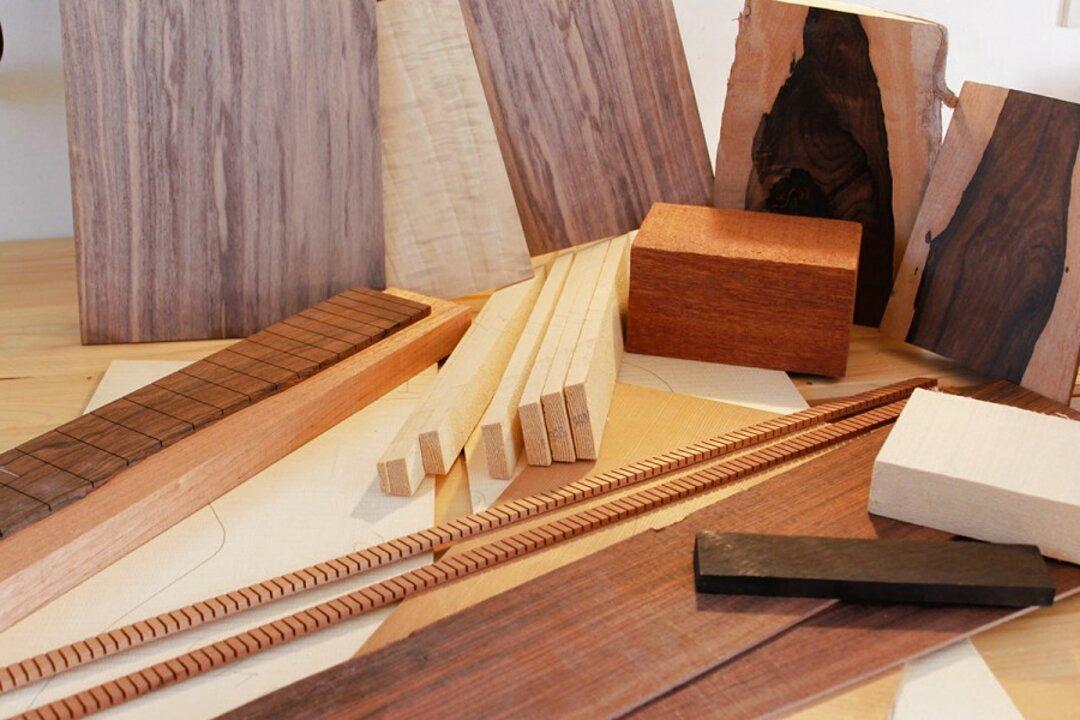 legno liuteria usato