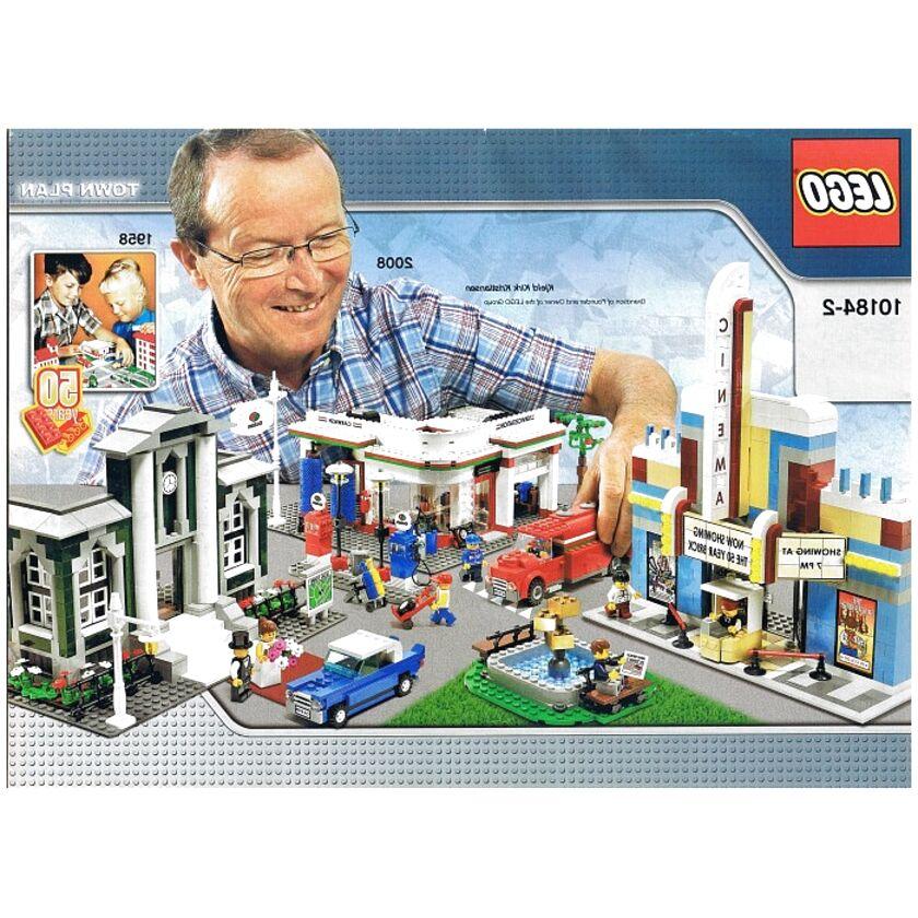 NEW 4521993 LEGO Lot of 10 Bricks 2X2 Metallic Gold