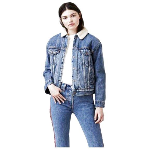 Met Jeans Pantalone Donna Col Denim tg 31-71 /% OCCASIONE