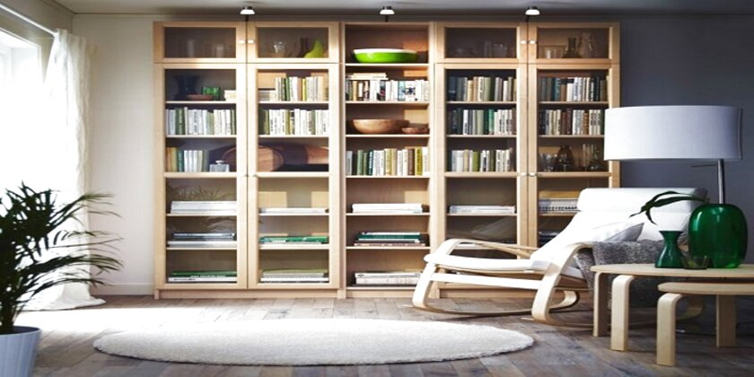 libreria ikea hemnes usato
