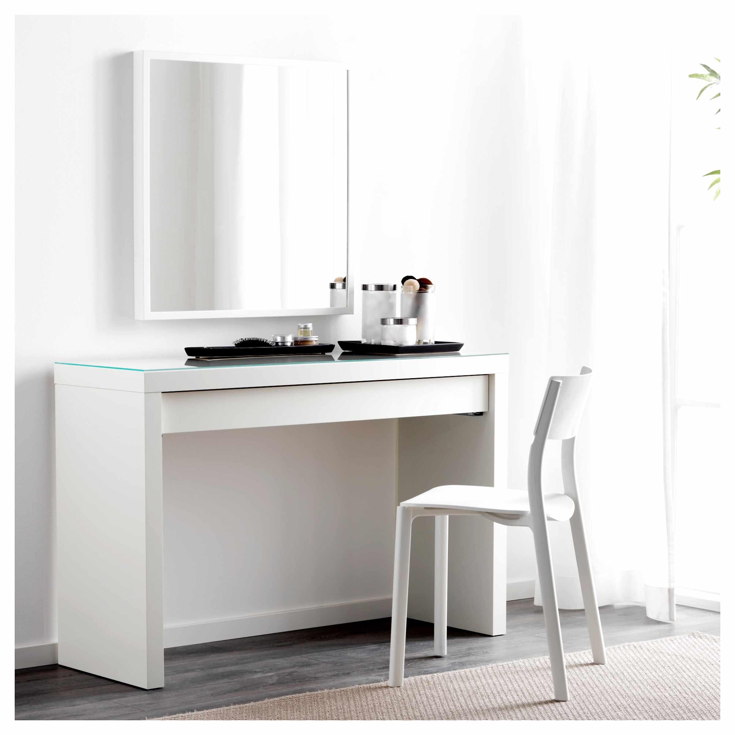 Ikea Tavolo Consolle Allungabile.Consolle Bianca Ikea Malm Usato In Italia Vedi Tutte I 9 Prezzi
