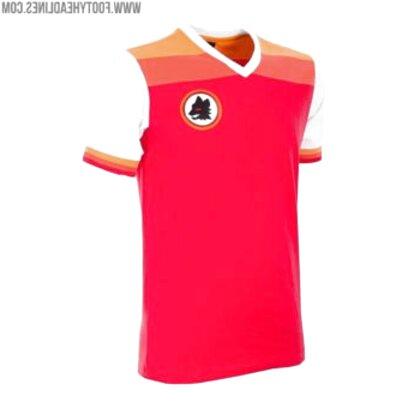 maglia roma anni 80 usato