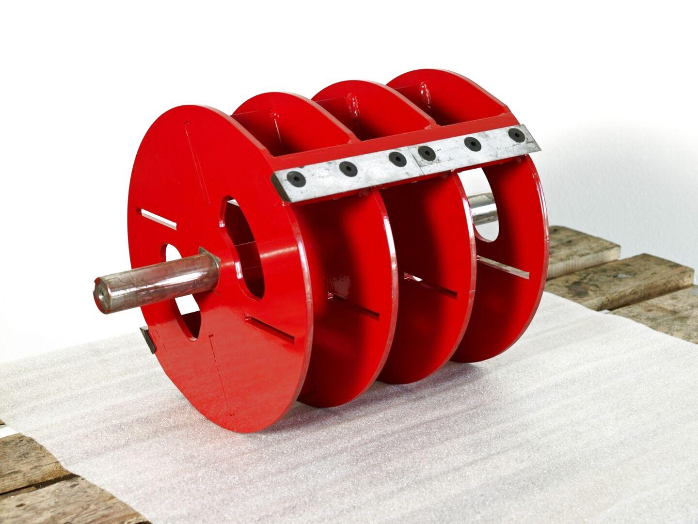 biotrituratore cippatore tamburo usato