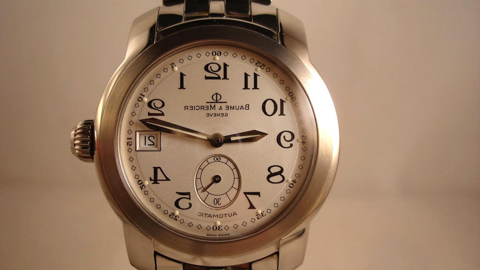 design innovativo 30465 c4242 Baume Mercier Anni 90 usato in Italia | vedi tutte i 44 prezzi!