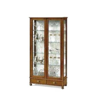 vetrina cristalliera usato