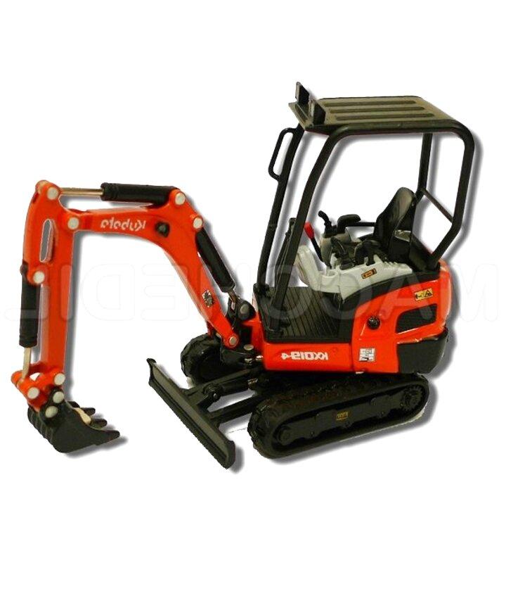 modellino escavatore usato