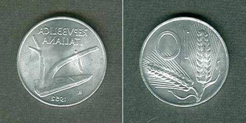 10 lire 1952 usato
