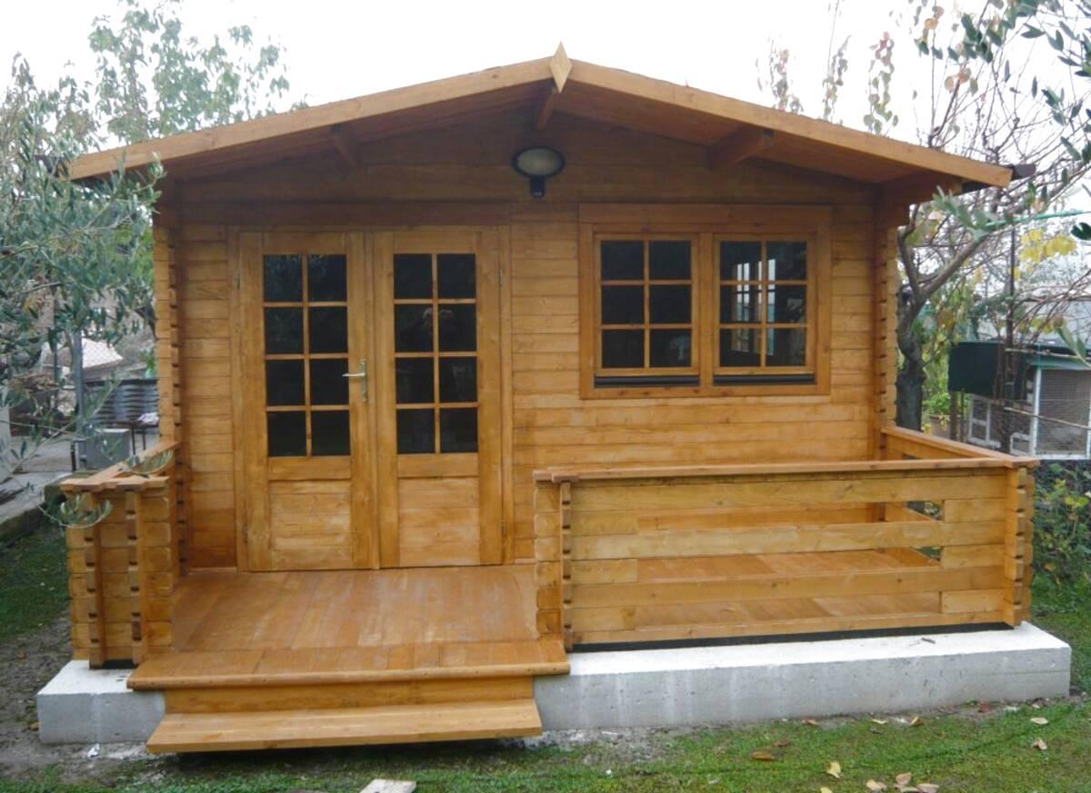 Casette legno usato in italia vedi tutte i 93 prezzi for Cerco casetta in legno da giardino usata