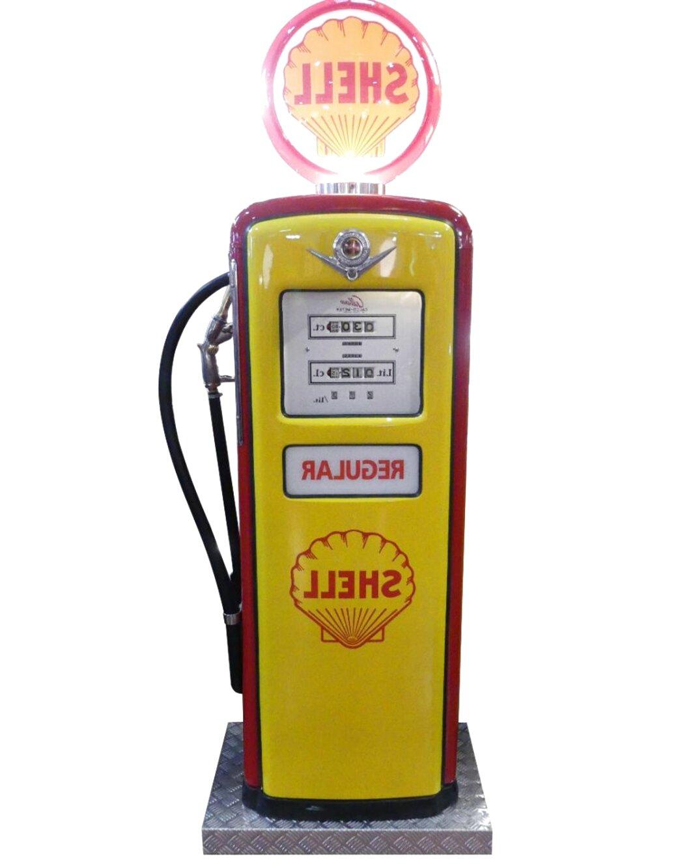 pompa benzina shell usato